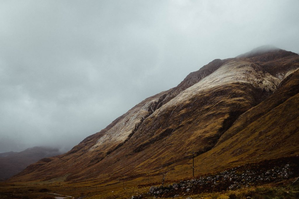 Glencoe Elopement Wedding Ceremony Location